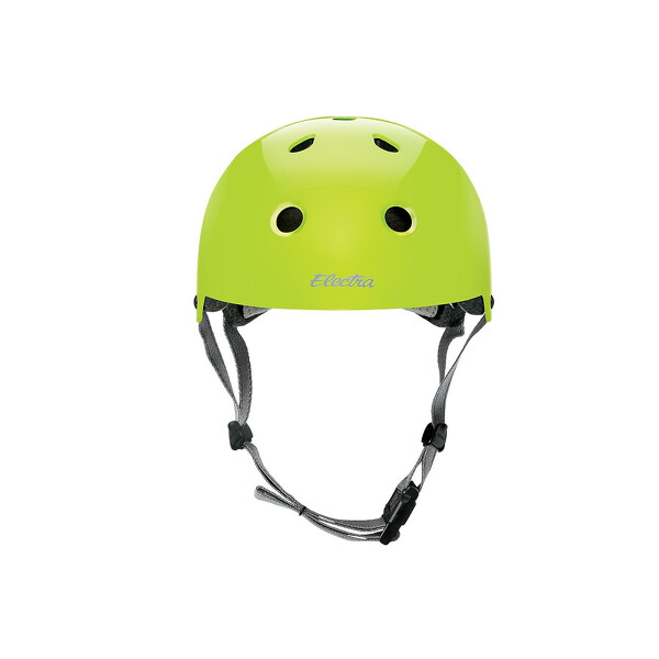 Casco Electra Lifestyle Lime