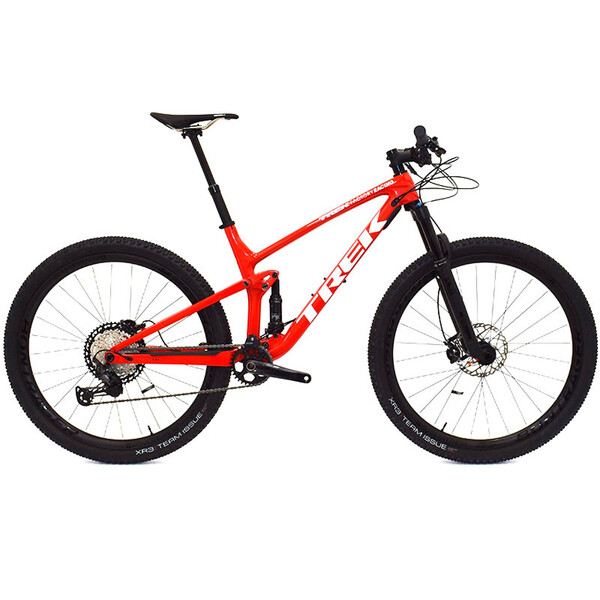 Trek Top Fuel 9.8 XT...