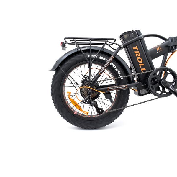 Eletric Bike Brinke Fat...
