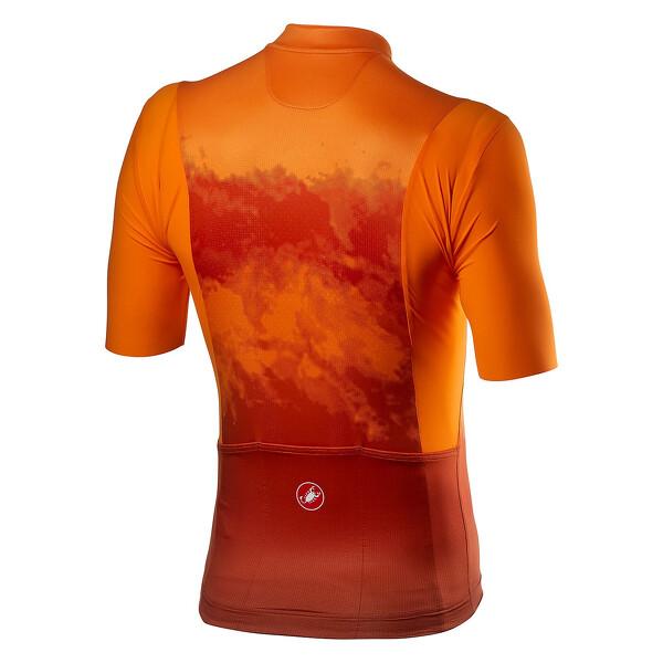 Jersey Castelli Polvere Orange