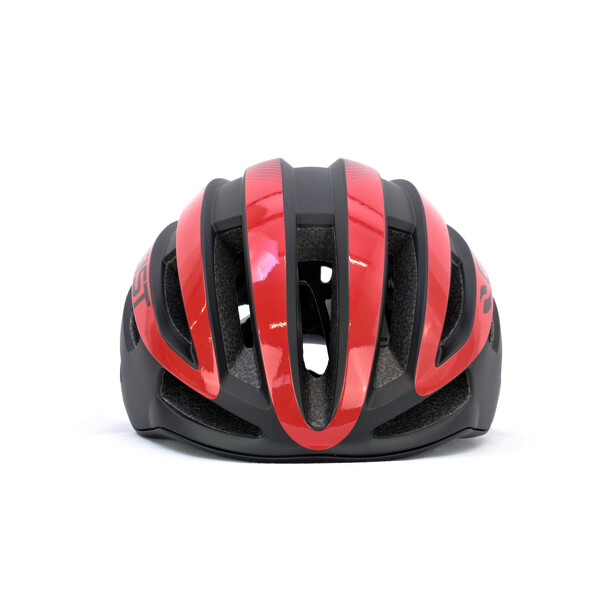 Helmet Gist Bravo Black Red