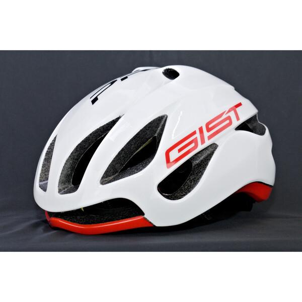 Helmet Gist Primo White Red